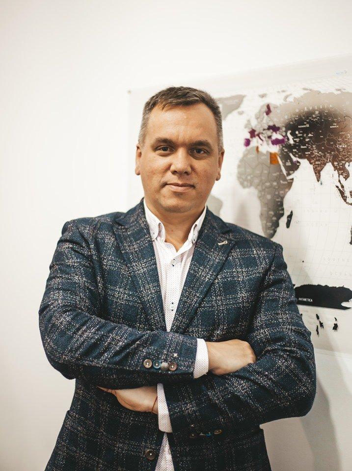 Євген Хайнацький/фото пресслужби SkyUp