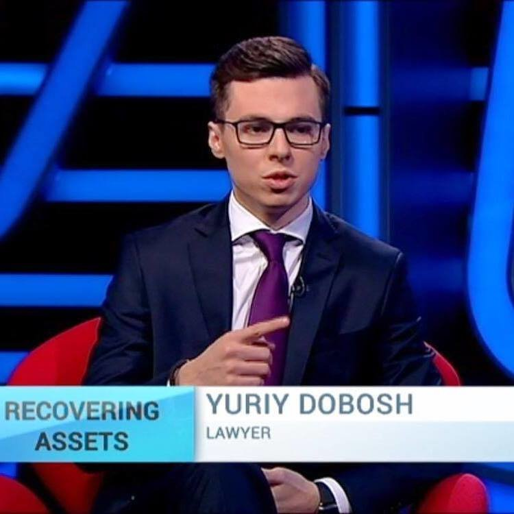 Юрій Добош, фото: Facebook