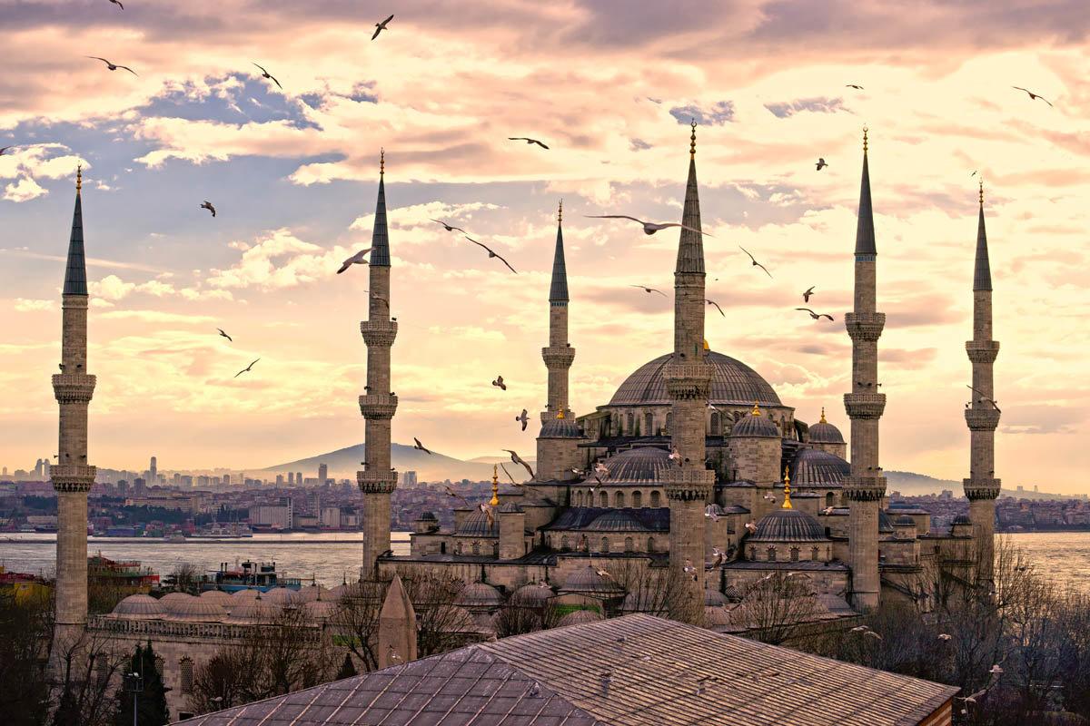 Стамбул/фото ілюстративне