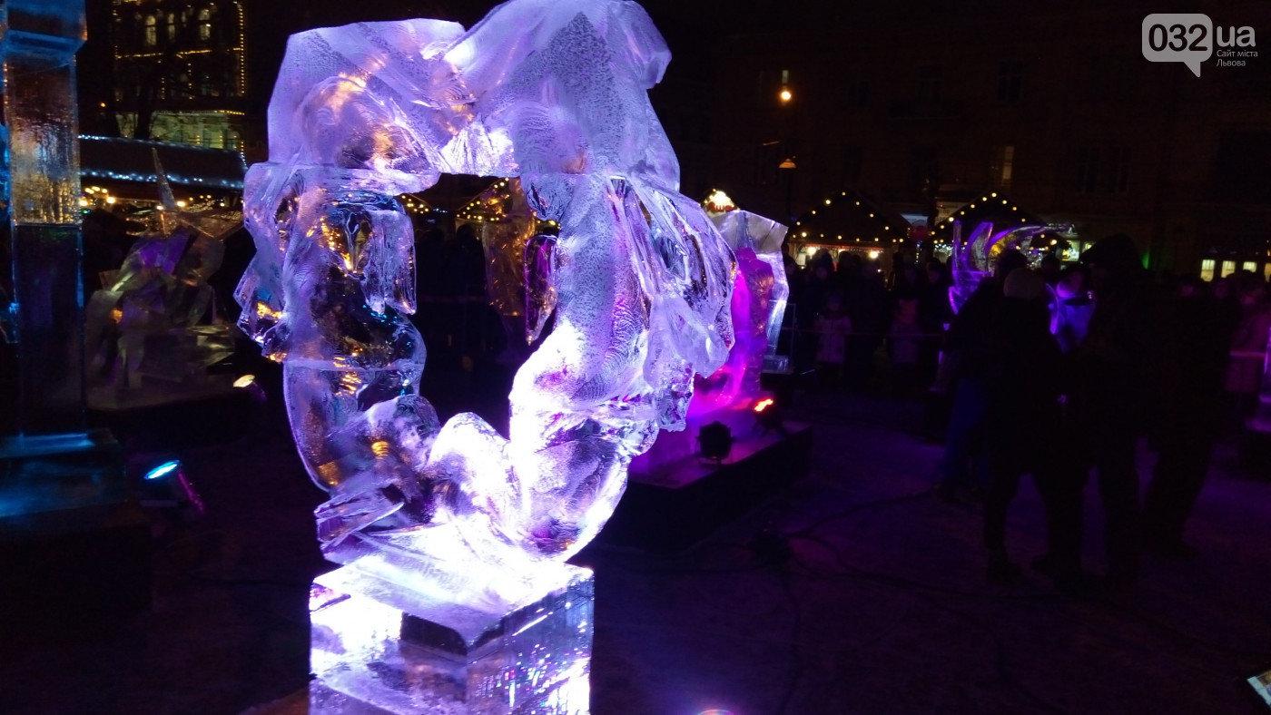 Конкурс льодових скульптур у Львові 2019 року, фото 032.ua