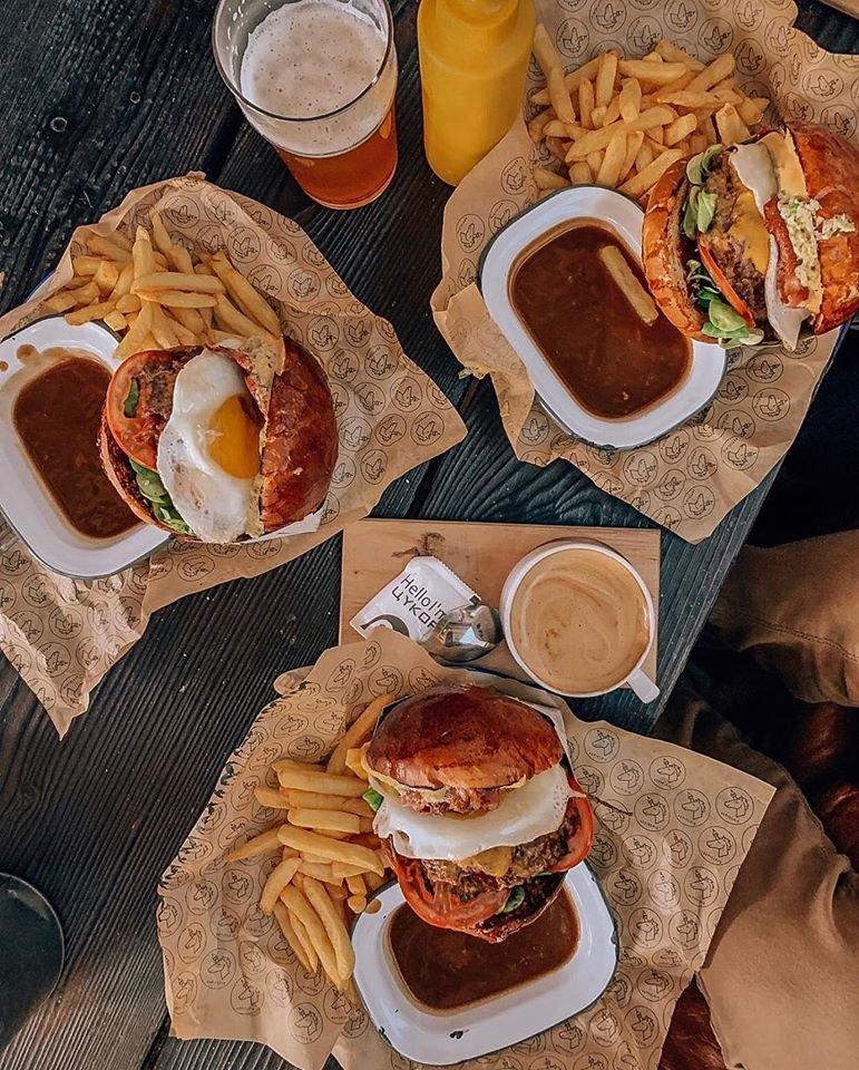 Фото: Epic Cheeseburger Cafe, фейбук