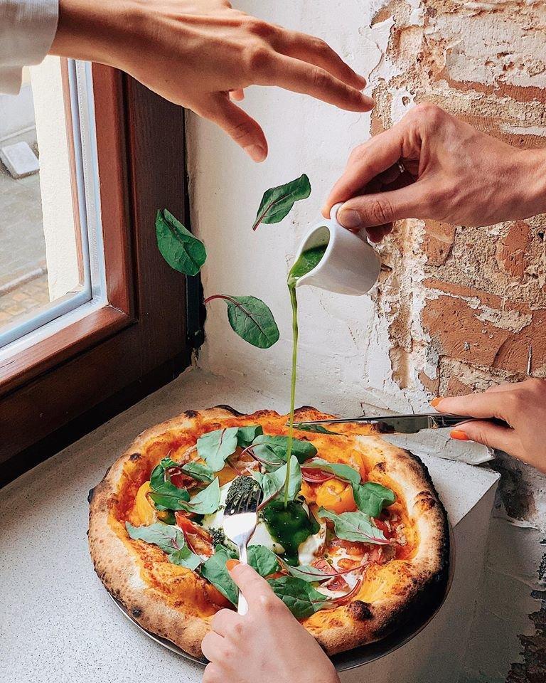 Фото: Atelier 19. Pizza & lovely food, фейсбук