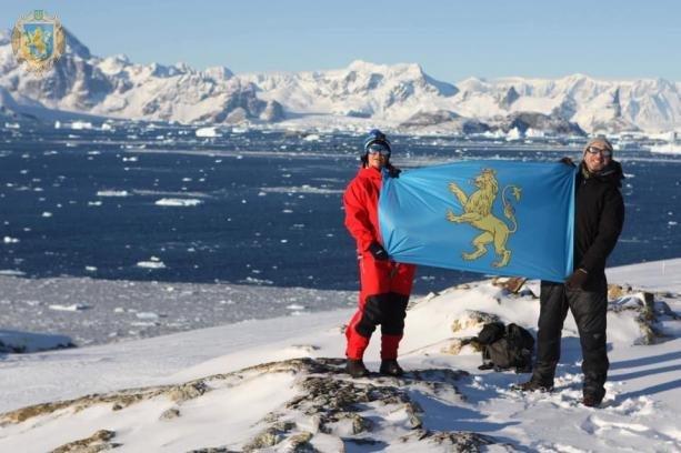 Львівські полярники в Антарктиді, фото ЛОДА