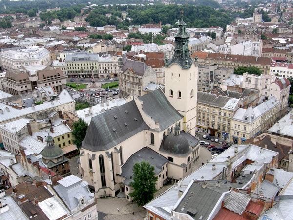 Латинська катедра, фото: Ukraine Incognita