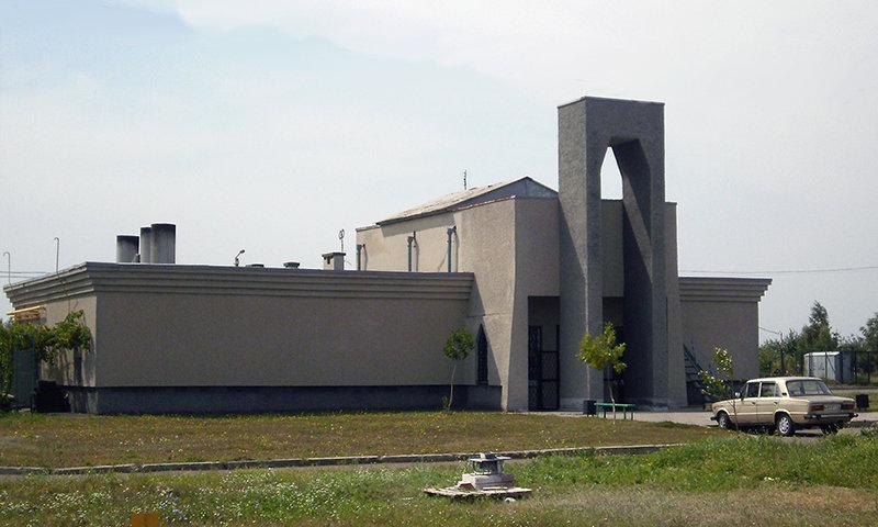 Одеський крематорій, Вікіпедія