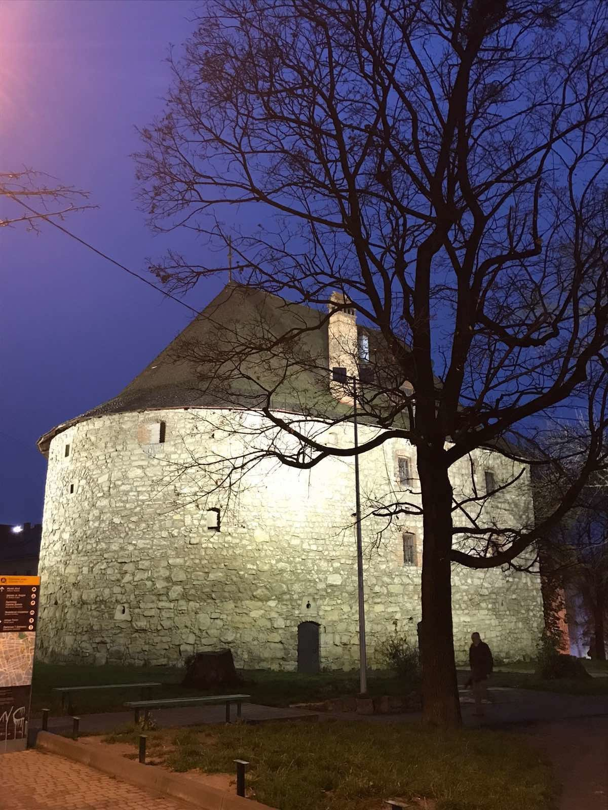 Макет історичного Львова, Порохова вежа, фото 032.ua, Богдан Гой