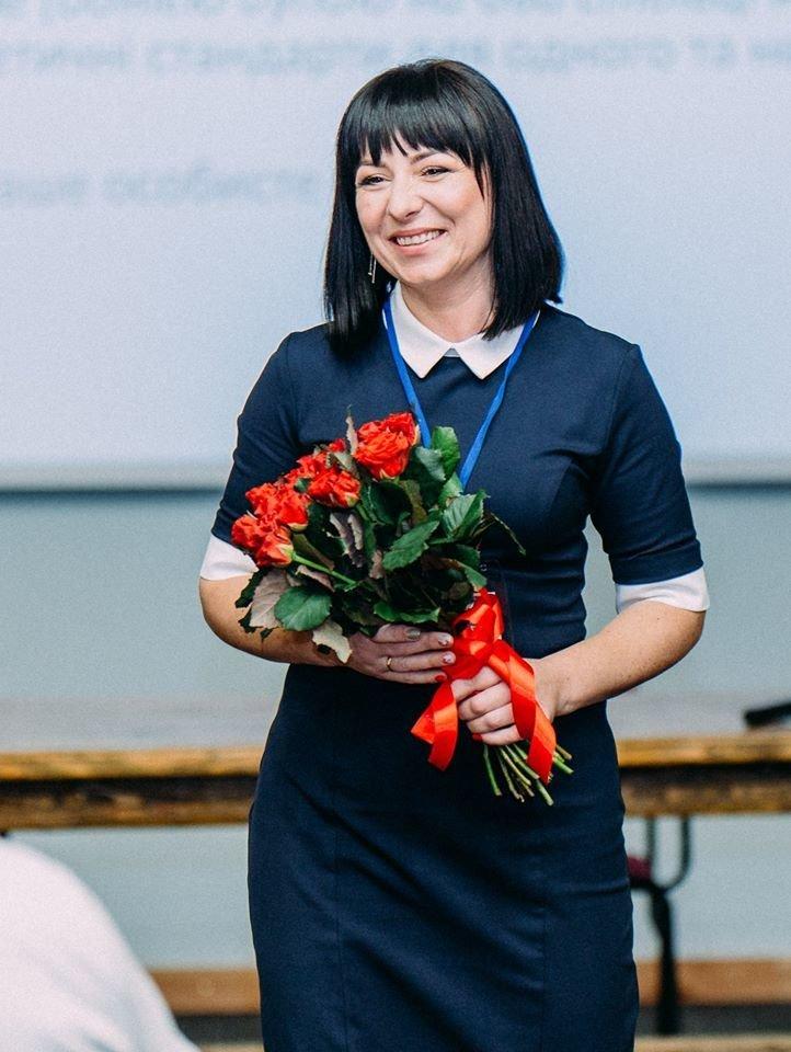 Ірина Гнатів