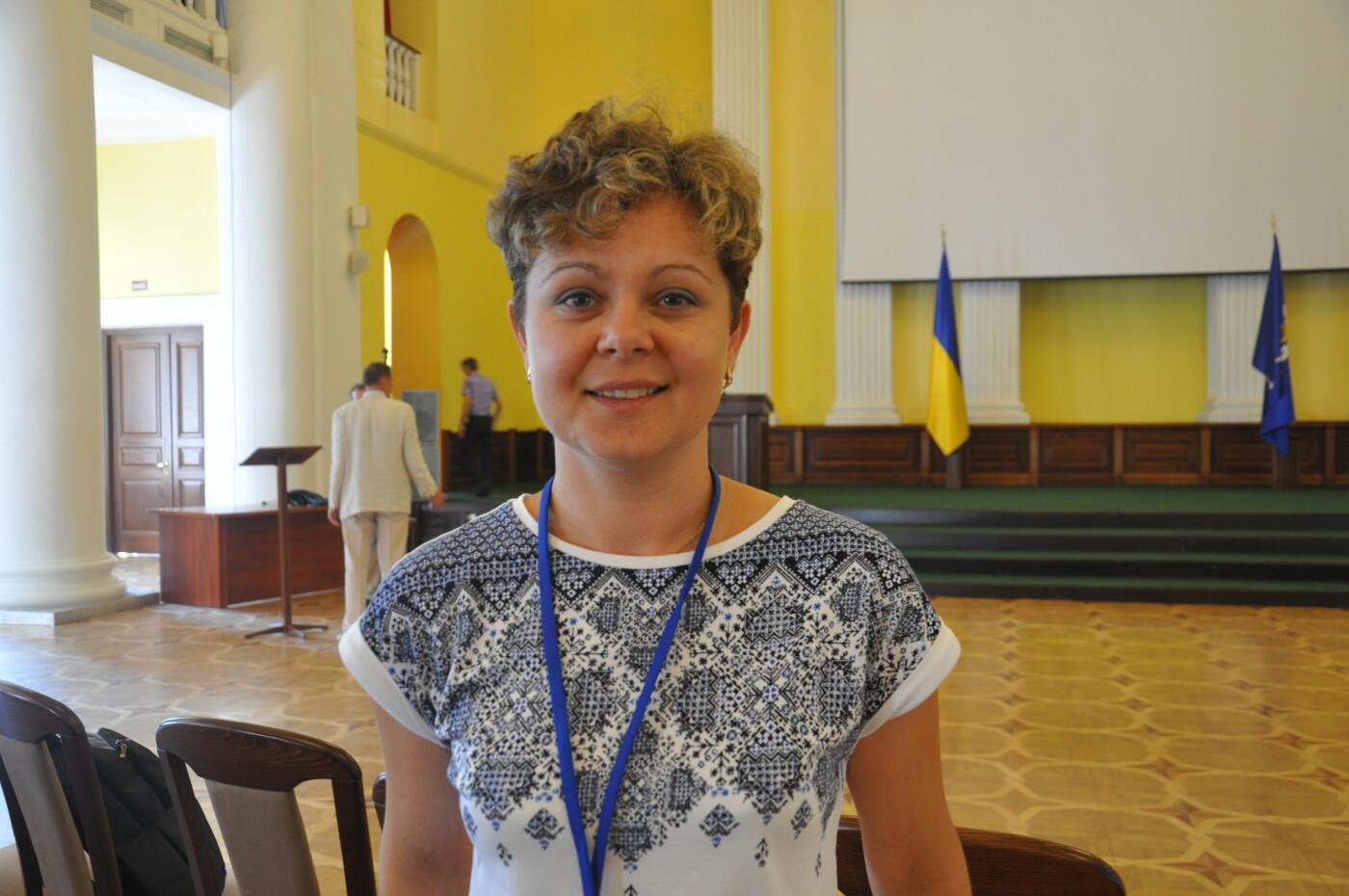 Оксана Кошак, фото: Громадське радіо