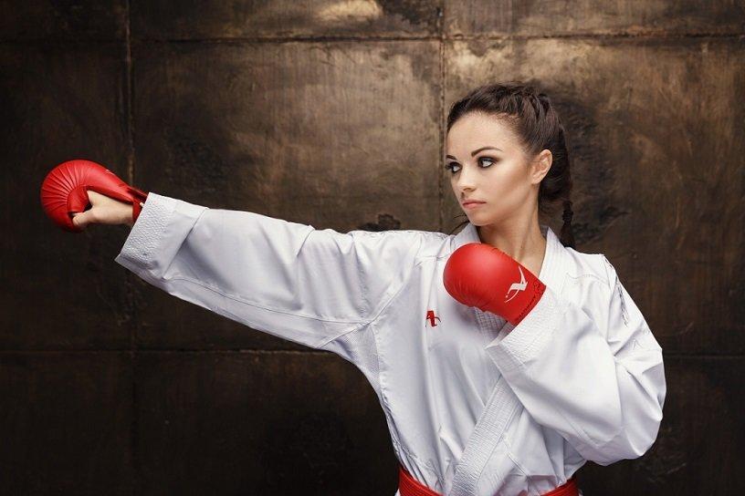 Катерина Крива, фото НОК