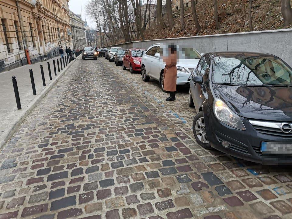 ДТП у Львові, Патрульна поліція Львова