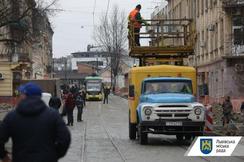 Вулиця Замарстинівська