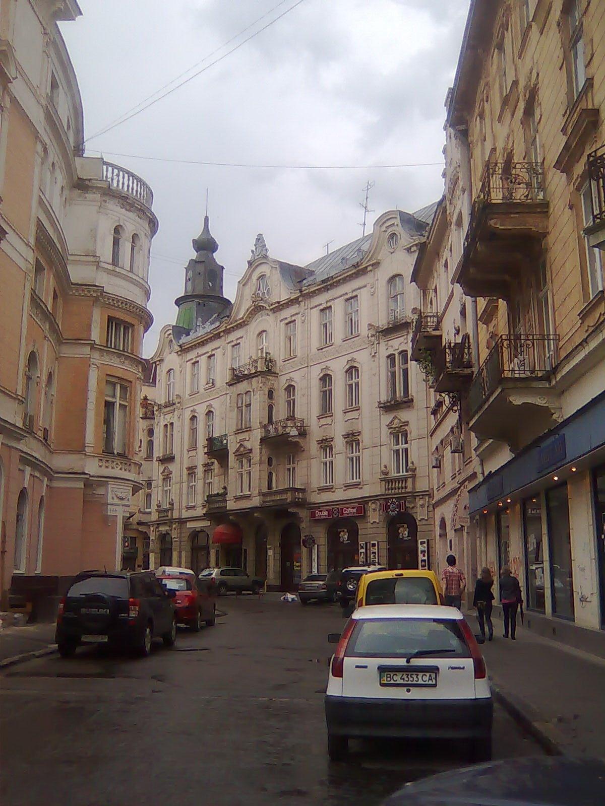 Вулиця Руданського