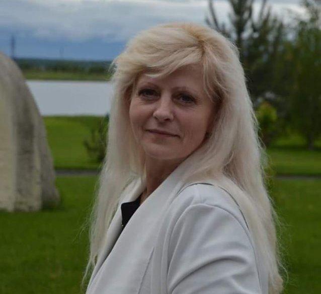 Фото: постраждала жінка з Соснівки