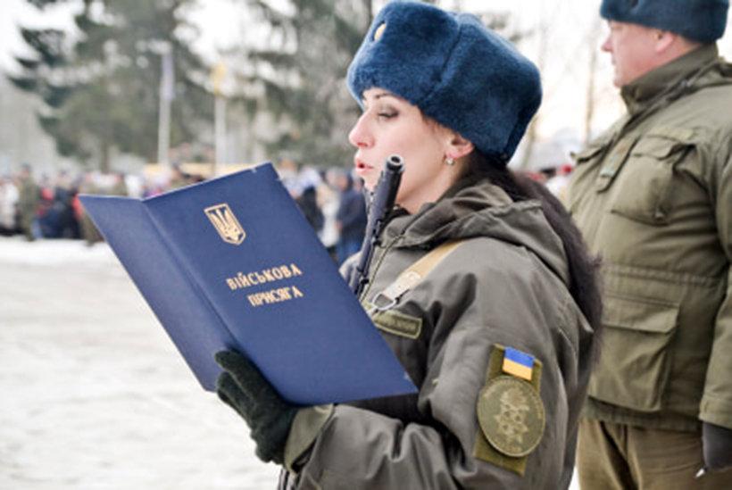 Наталя Вороняк, фото надані в/ч 3002