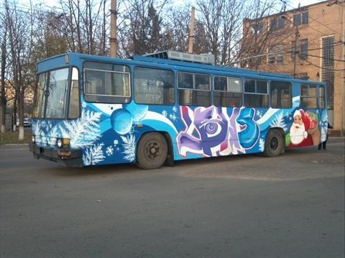Одеський електротранспорт, фото oget.od.ua