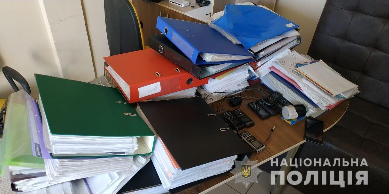 Фото: підробні документи / пресслужба поліції Львівщини