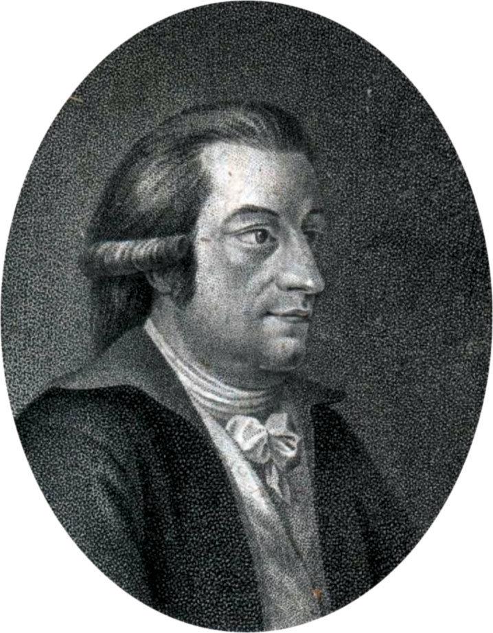 Барон Франц Ксавер фон Цах, фото з Вікіпедії