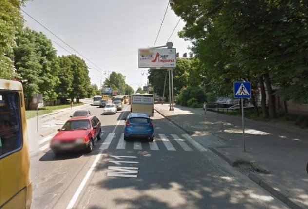 Фото: перехід на Городоцькій / google.com/maps