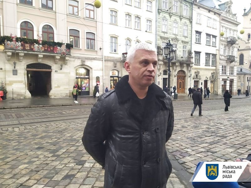Володимир Данилюк - Львівська міська рада