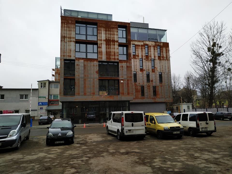 """Готель на Лемківській, фото """"Зручне місто"""""""