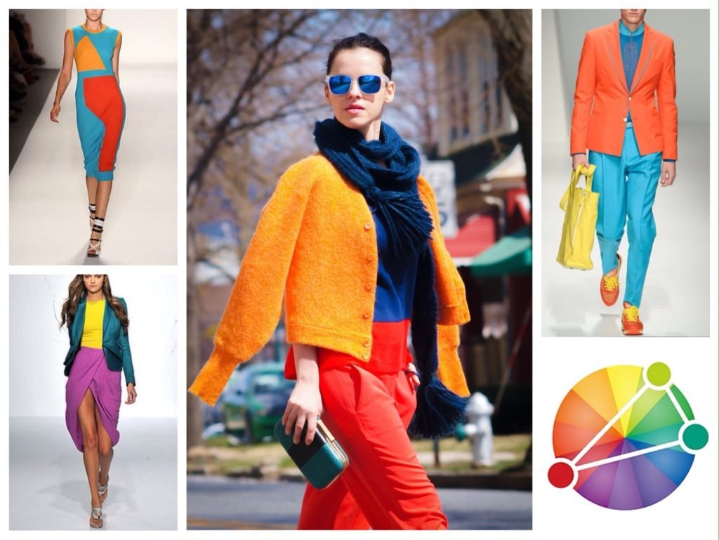 Фото: поєднання трьох кольорів / confettissimo.com