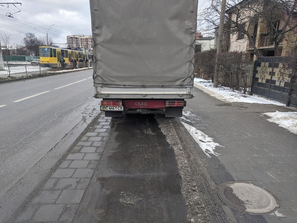 Фото: велодоріжки_у_Львові / Зручне місто, фейсбук