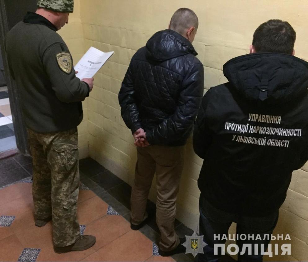 Фото: зловмисник / поліція Львівщини
