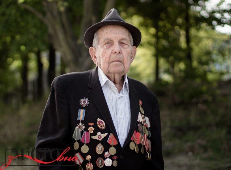 102-річний пожежник Павло Латиш