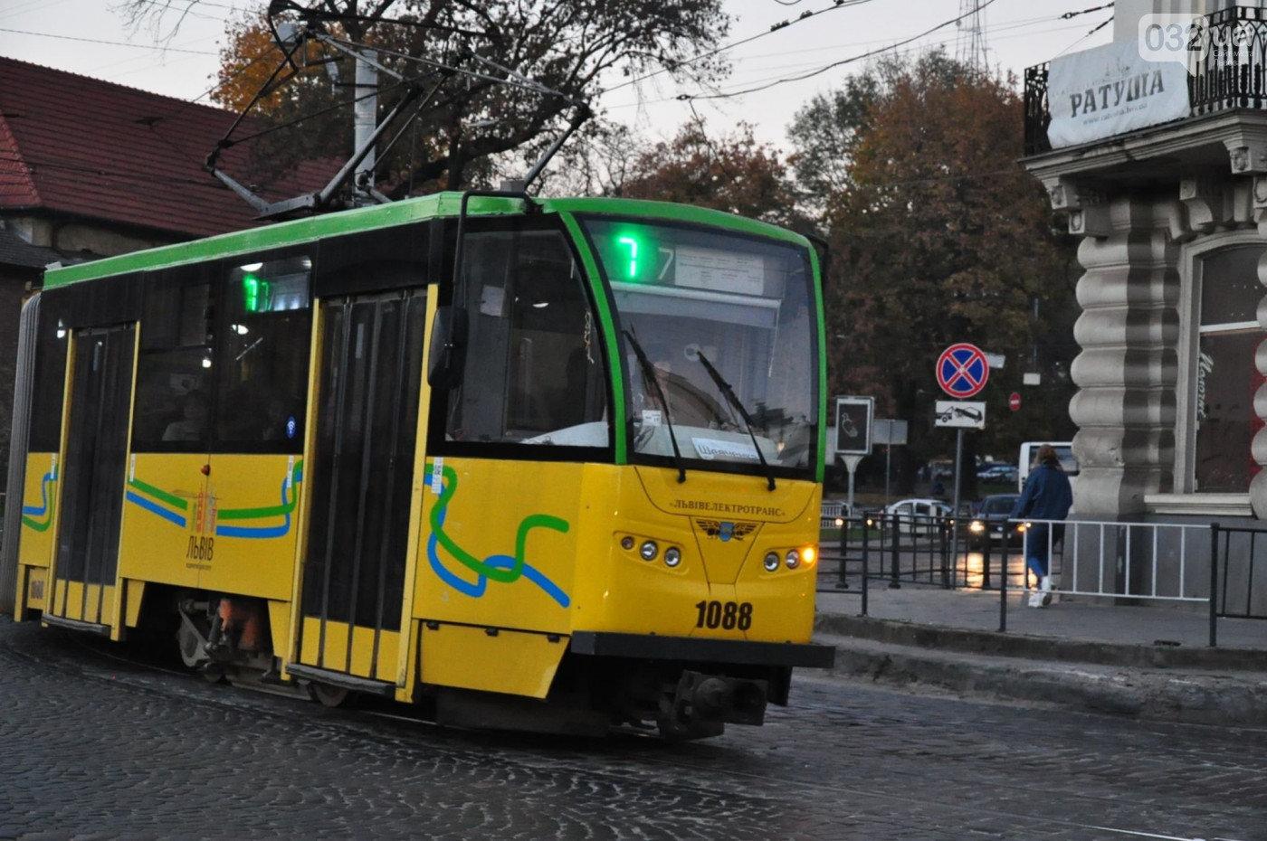Фото: Львівський трамвай / 032.ua