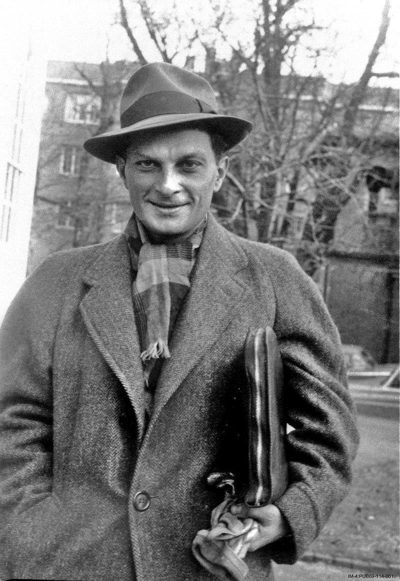 Станіслав Улям, фото з Вікіпедії