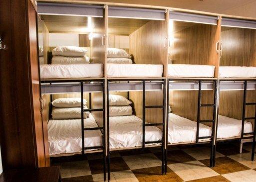 Lounge Capsule hostel