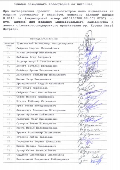 """Голосування, Брюховичі, фото """"Наші гроші. Львів"""""""