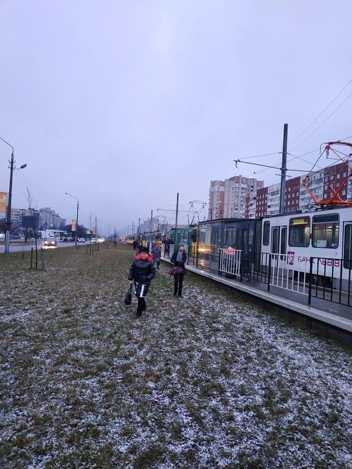 Трамваї на Сихові, Ігор Зінкевич