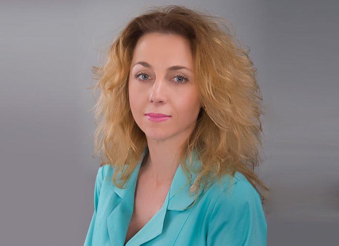 Фото: урологиня та жіноча сексологиня Христина Комісар-Цар / надала 032.ua