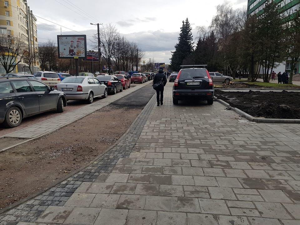 Фото: проспект Чорновола / Юрій Ігорович, фейсбук