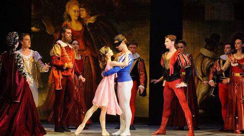 Фото ілюстративне: Ромео та Джульєта