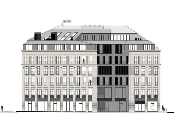Візуалізація будівлі