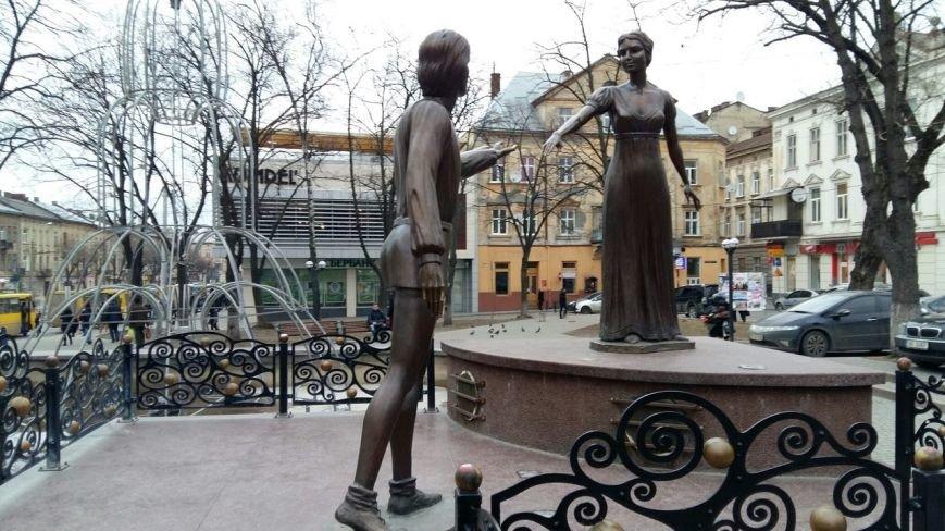 Фото львівських Ромео і Джульєтти