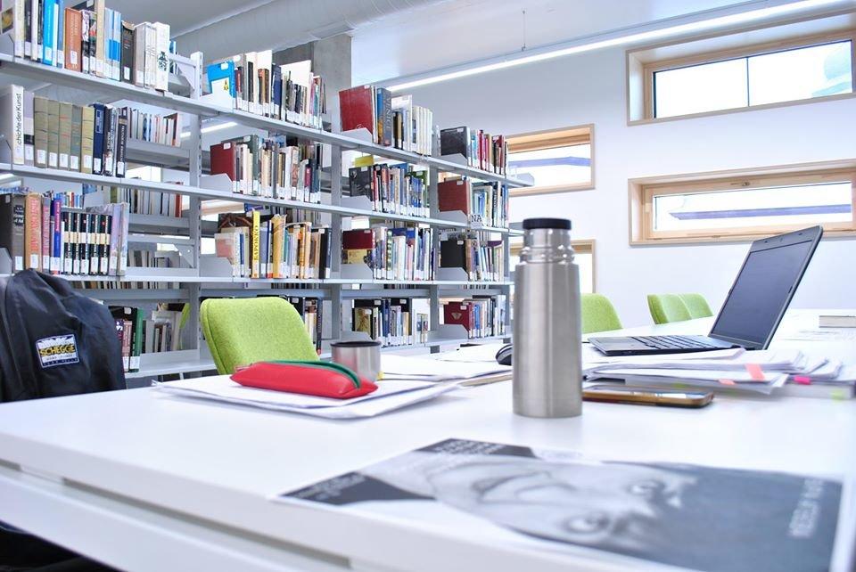 Бібліотека УКУ, фото з фейсбуку