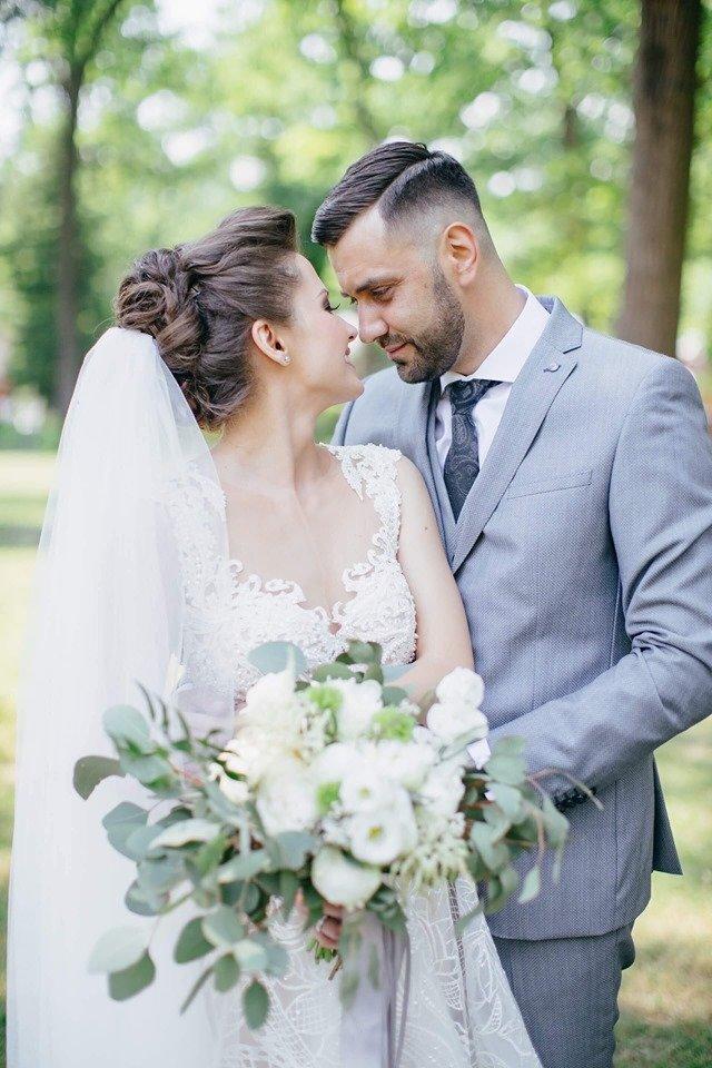 Ігор Зінкевич з дружиною