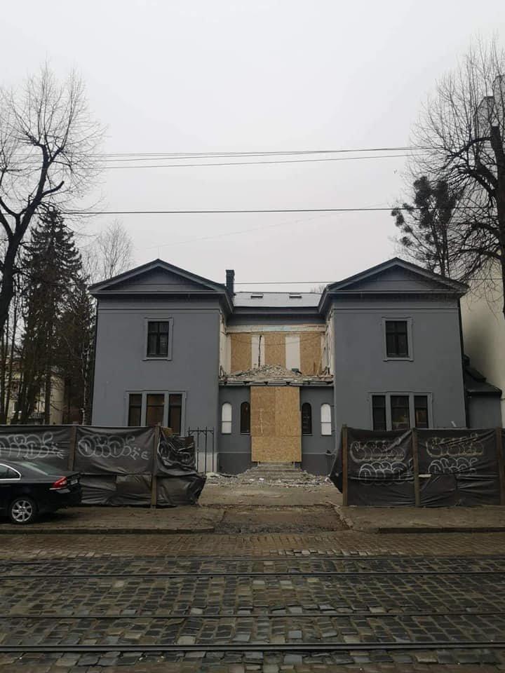 Фото: Вілла Бачевських / Андрый Москаленко, фейсбук