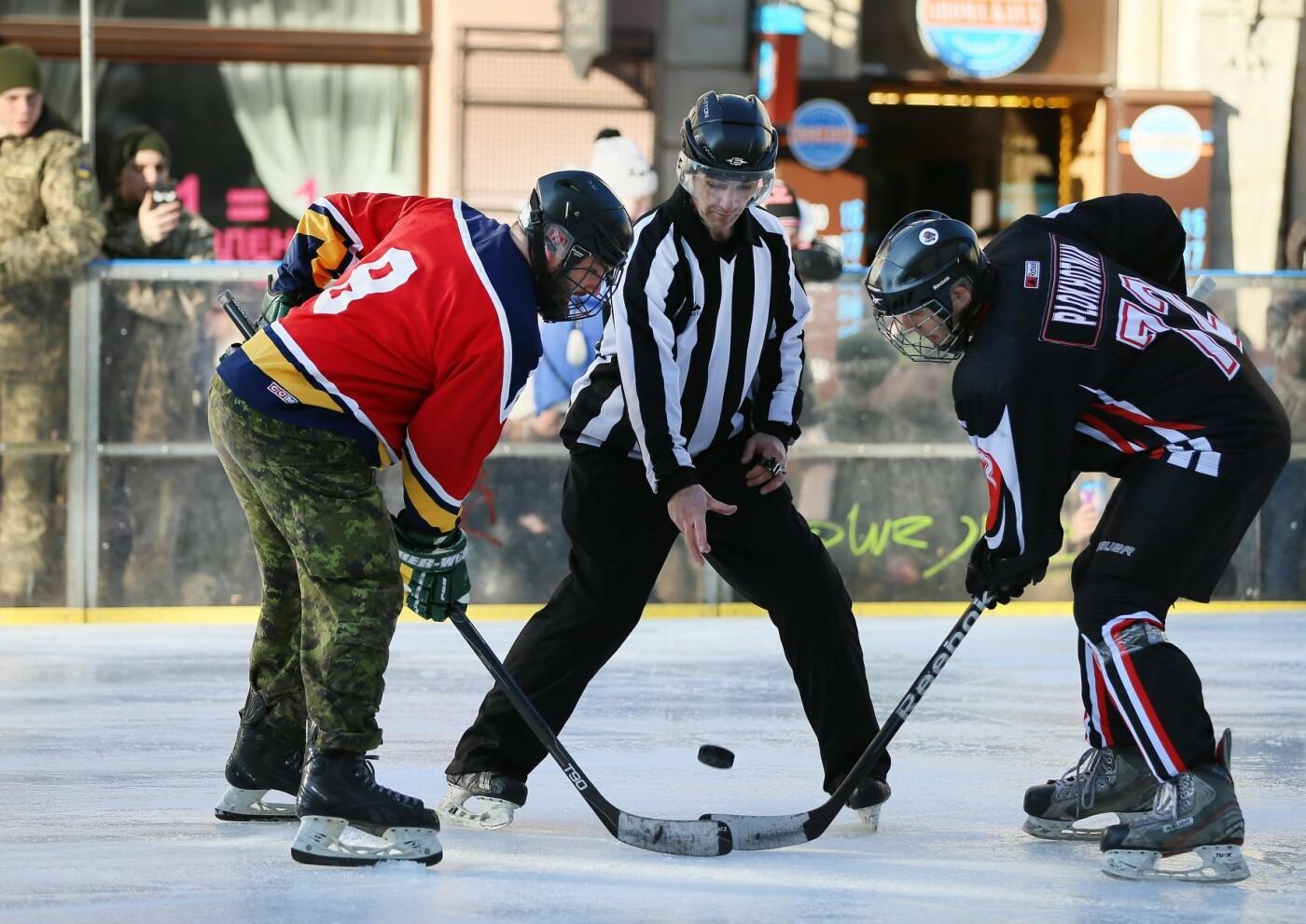 Фото: хокей у Львові / galhockey.com.ua