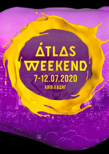 ATLAS WEEKEND 2020. Фото - kontramarka.ua