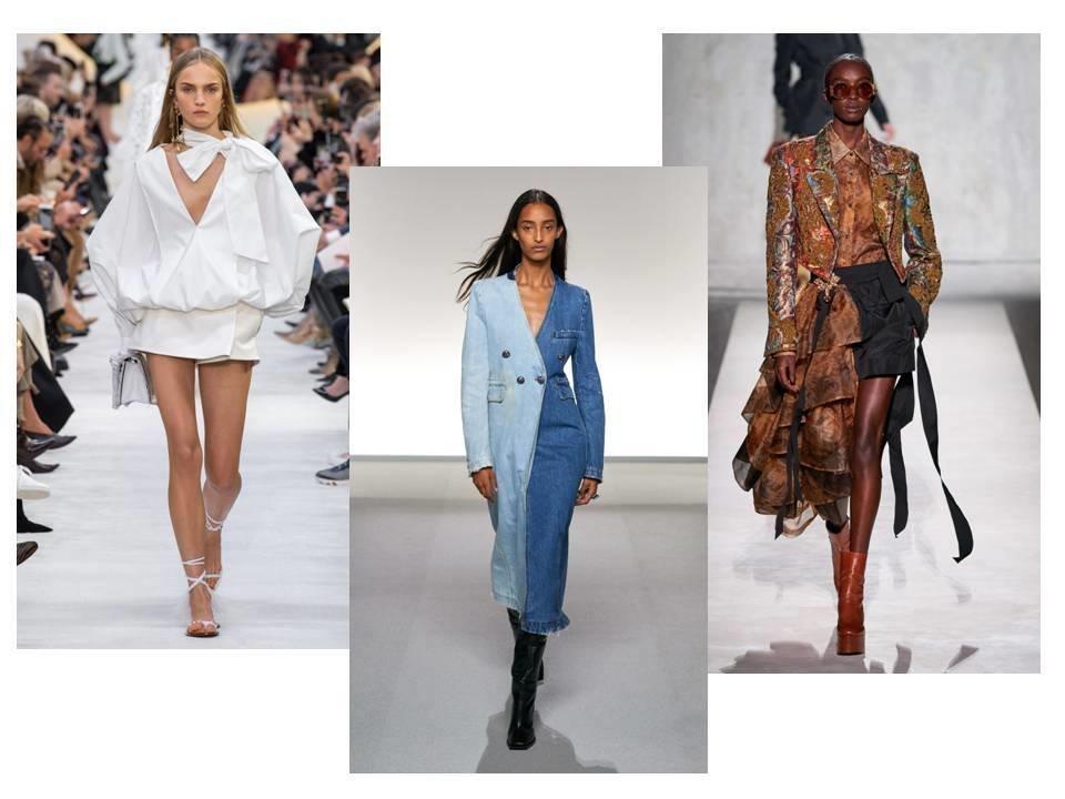 Фото з відкритих джерел: модні тренди весни 2020 / надала  стилістка -іміджмейкерка