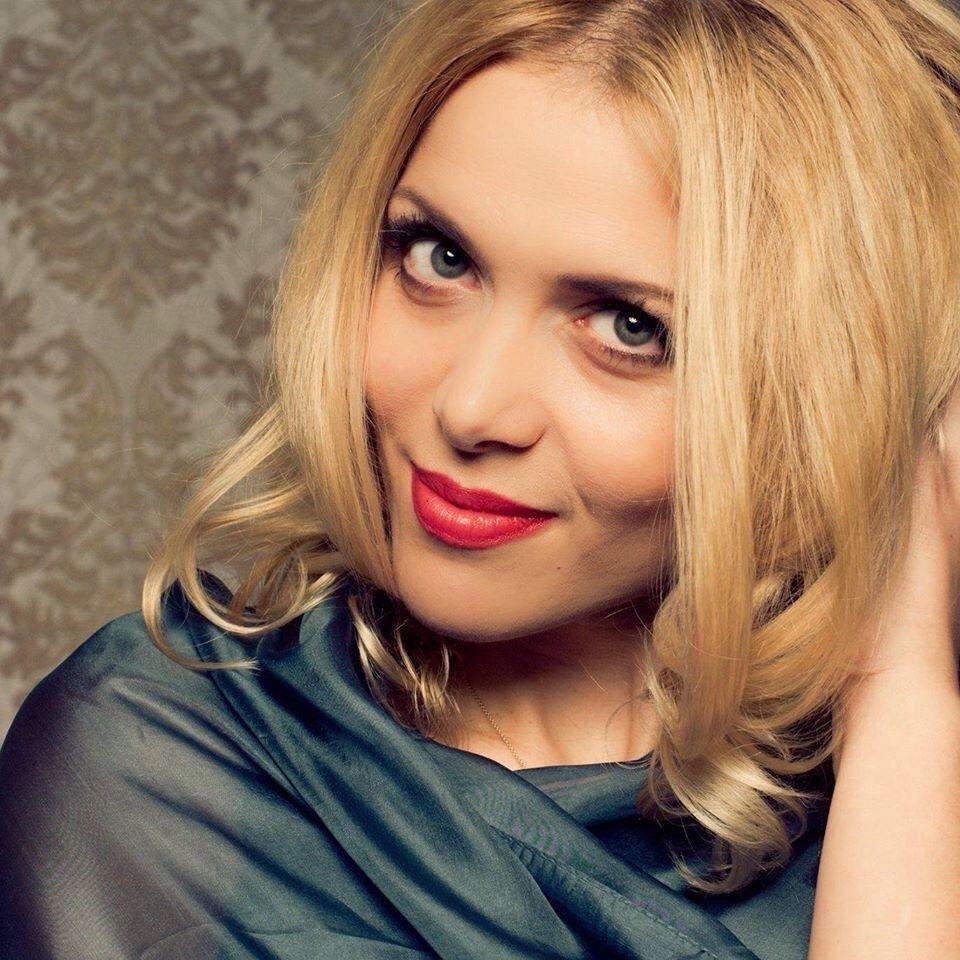 Фото: сексологиня Ольга Вербицька / надала для 032.ua