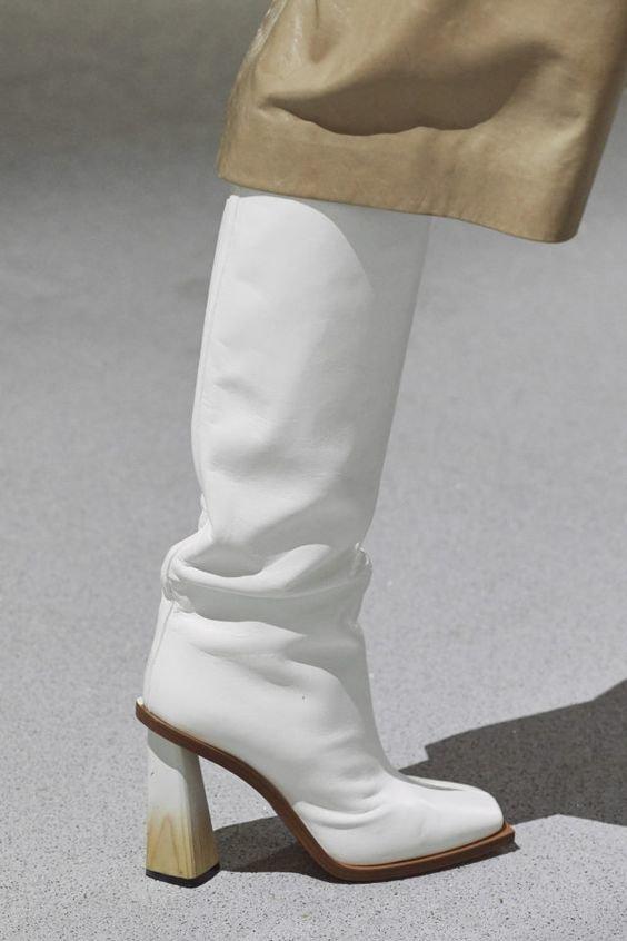 Ботинки-труби 2020 року.Фото - pinterest.com