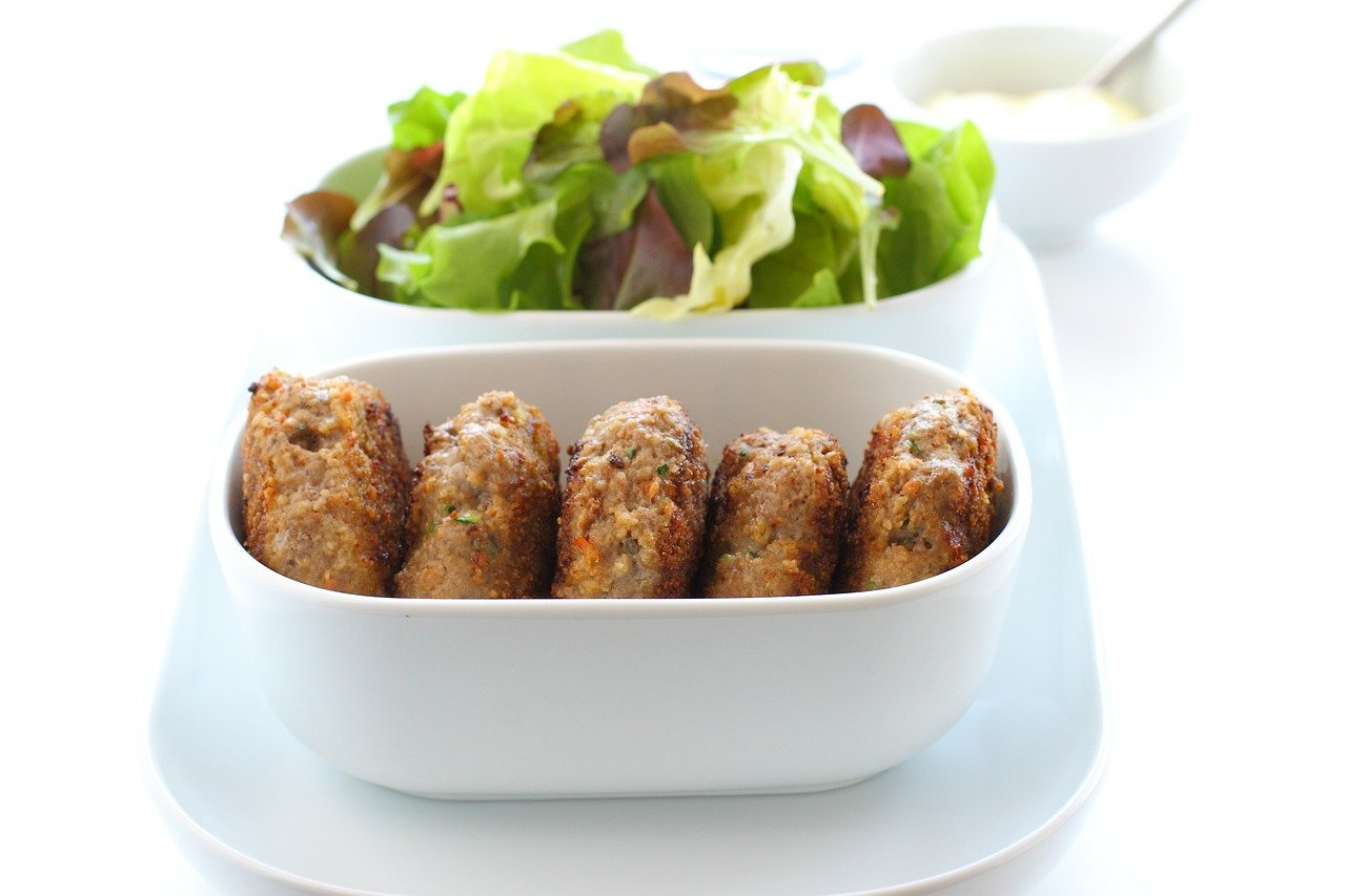 рецепт оладок з готової гречки