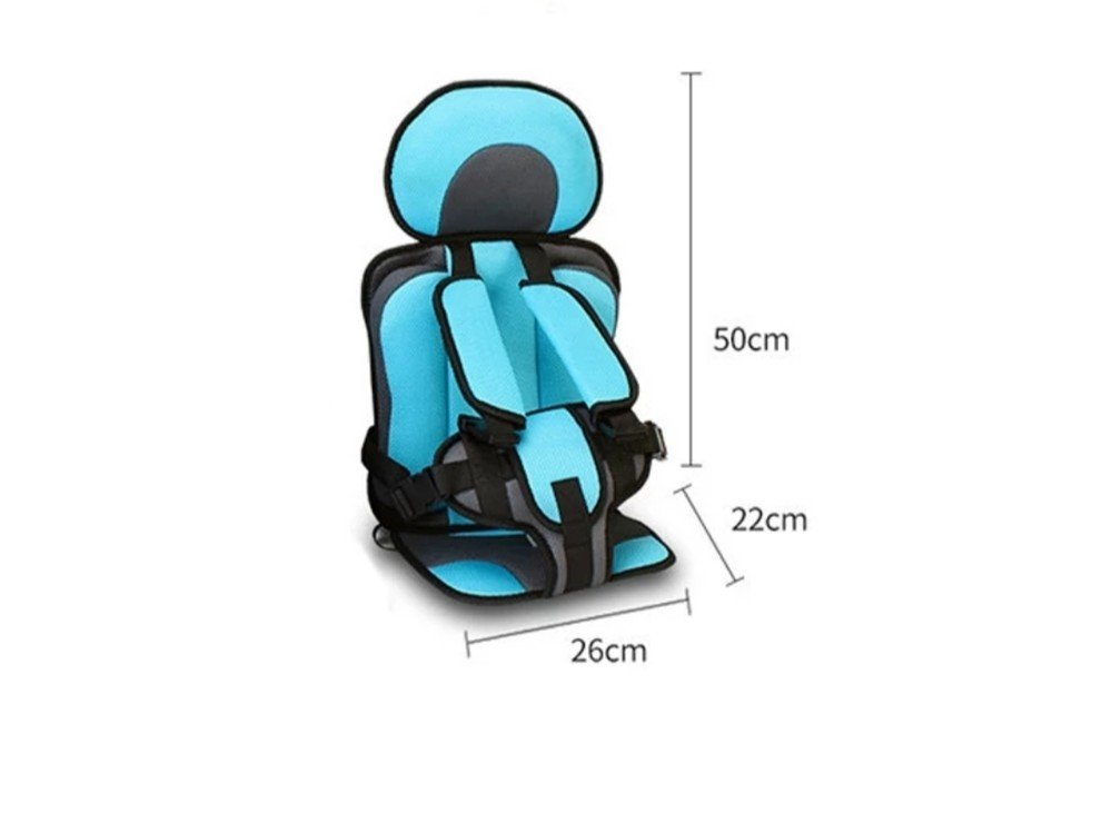 Надійне і економне рішення, коли в авто дитина - бескаркасне крісло SafeBelt, фото-2