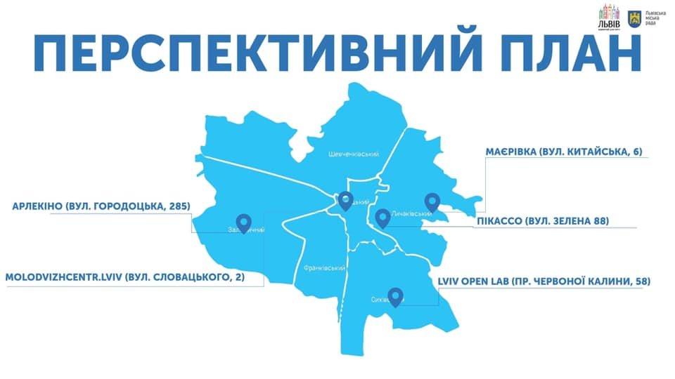 Львів подає заявку на Молодіжну столицю Європи 2024