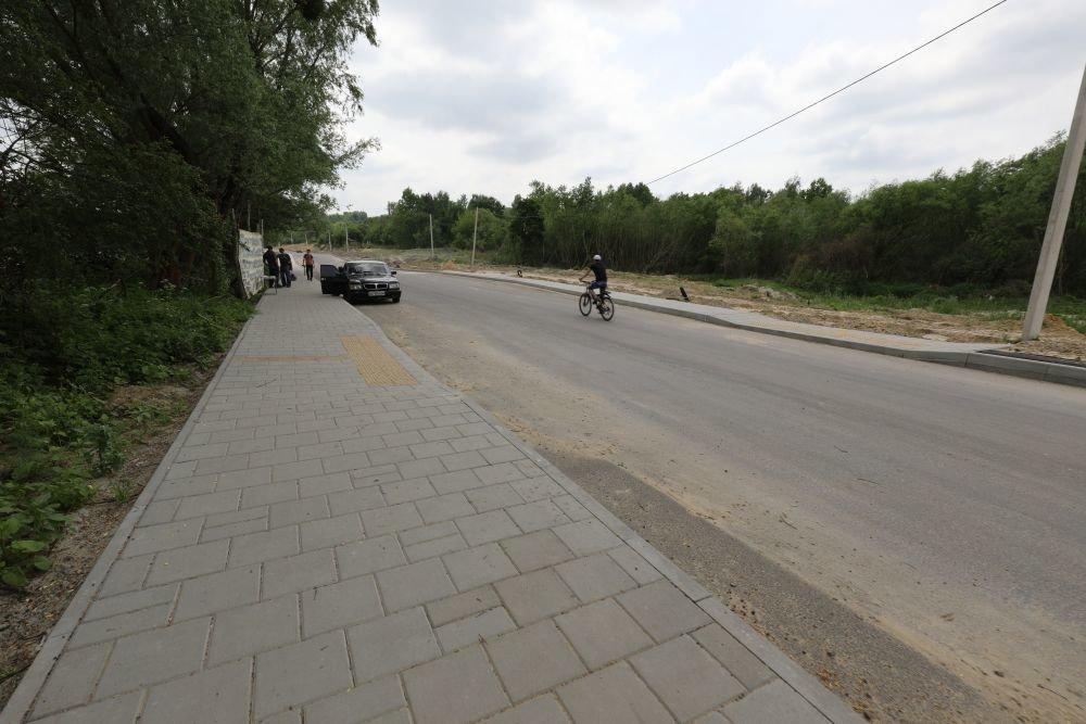 Реконструкція вулиці Миколайчука, фото: Роман Балук/ЛМР
